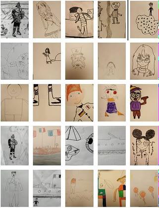 Finitions, illustrations