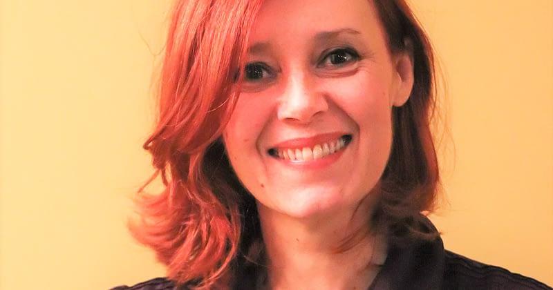 Frédérique-Sophie Braize, marraine des aventures de Piwi Cœur.
